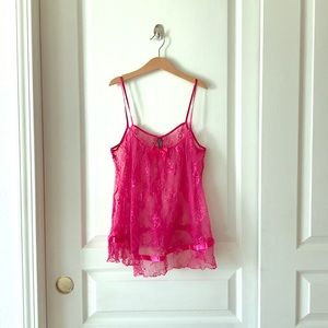 Victoria's Secret Sexy Little Thing Lace Dress